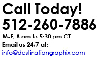 Destination Graphix Contact Information