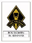 The Stevie Award Logo